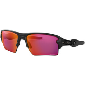 Oakley Flak 2.0 XL Sunglasses Unisex Polished Black/Prizm Field